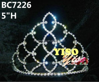 wholesale ballet diamond tiaras