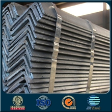 Q235B Q345B Structural Construction Hot Rolled Angle Steel Bar ss400