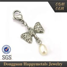 Hot Product Best Quality Stainless Steel Charm Angel Wedding Dresses