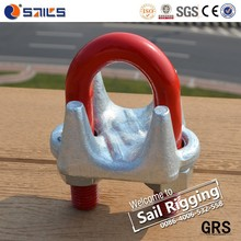 zinc plated u s drop forged wire rope clips