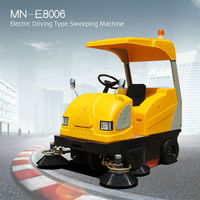 road sweeper, road cleaner, floor sweeping machine/manual street sweeper/ground dry cleaning machine