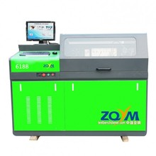 Diesel Injection Pump Test Bench with EUI/EUP Test System ZQYM 618B crs3 common rail injector and pump tester