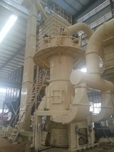 Calcium carbonate / limestone / talc / cement / iron powder mill grinder machine for sale