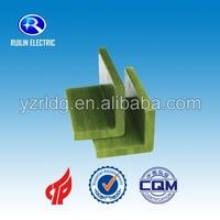 L type Fiberglass Excellent load and Impact resistant