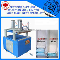 HFD-1000 Duvets Compress Packing Machine,Computer Operated Vacuum Packing