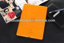 Top Quality Waterproof Transparent TPU Case For iPad Mini
