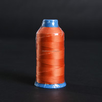 Poly high Strength sewing thread for shoes and bags ( 750D/3 )