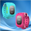 New sytle low cost smart android gps watch for old people personal gps tracker chips