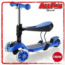 Two Front Wheels Maxi Kick Scooter for sale 3 IN 1 KICK SCOOTER