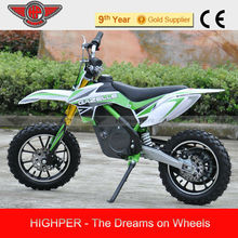 2014 500W 24V Electric Mini motorcycle , dirt bike For Kids