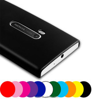 Matte Black Ultra Thin Hard Back Cover Case For Nokia Lumia 920