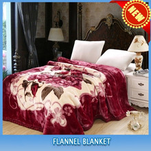 2014 new super soft best selling korean mink embossed blankets wholesale factory china