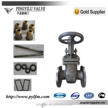 oil and gas metal stem gate valve cool product made in china