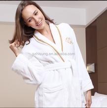 100% Cotton Terry Hotel Bathrobe