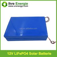 LifePO4 bateria pack manufacturer 12V 42ah for electrical bike/solar street light lithium battery OEM/ODM order support