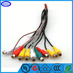 2015 High-quality high speed db25 to rca cable From China factory hot selling