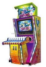 interactive dynamic game machine music game machine for music family
