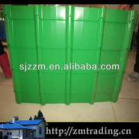 Color Coated Galvanized Steel Tiles for Roof or Wall