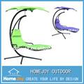 Haute qualité outdoor hanging chaise hamac avec auvent