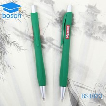 Low price simple plastic ball pen for office and school