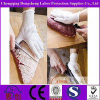 ANTI Cut resistant EN 388 food processing Beef pork poultry turkey meat processing glove