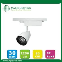 Top level hotsell 30w led tracking light