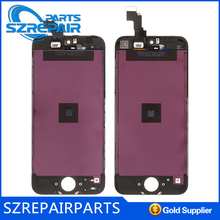 2014 Hot sale for lcd display iphone 5
