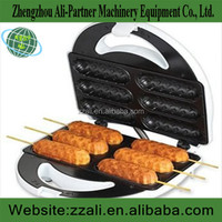 Philippines most popular corn hot dog waffle machine with good price for sale
