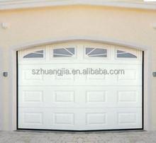 Remote control Triple-layer garage door Vinyl-backed insulation for noise reduction and energy efficiency garage door