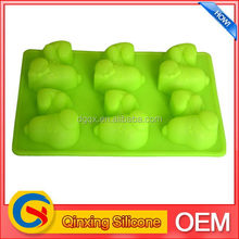 Super quality low price antique silicone cake mold