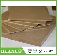 thickness of 11mm zhihua uv color painting board/uv melamine mdf