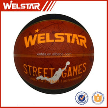 Factory direct sale best selling full color rubber basketballs