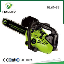 China Alibaba Supplier 25.4cc petrol chain saw with CE