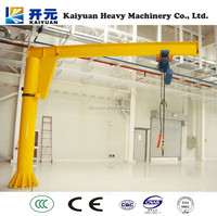 1t Cantilever/Jib Crane with Electric Hoist