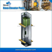 painting passenger elevator in china/guest elevator/4 person passenger lift price