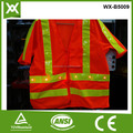 Poliéster firm carretera protección reflectante LED equipo de seguridad
