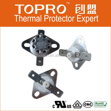 Chinese Wholesale Washing Machine Thermal Protector Thermostat KSD301From Dongguan