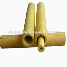 Glass wool pipe protection cover