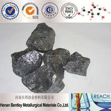 Certificate Ferroalloy Silicon Metal/Si Metal