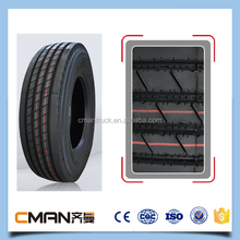 Made in china factory logging truck tire 11R22.5 for sale with high quality