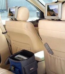 In Car DVD TV System (Twin Screen)