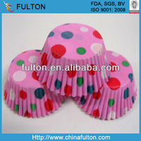 Factory Customized Paper Cake Cup