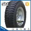High quality 8 inch small rubber wheel garden cart wheel 2.50-4