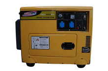 AC 5 kva 3 phase generator home use diesel generator low noise