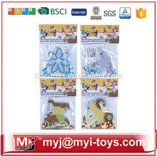Plastic promotion gift perler bead games