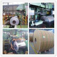 Alloy 3003/8011/1235 Aluminum Foil Stock/raw log