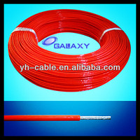 UL1213 Heat Resistant PTFE Teflon Insulated Stranded Copper Wire