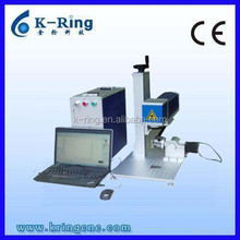 Portable fiber Laser Marking Machine 10W/20W/30W