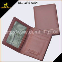Brown luxury Leather Business Card holder card case