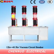 ZW7-40.5KV 33kv outdoor high voltage vacuum circuit breaker(VCB)